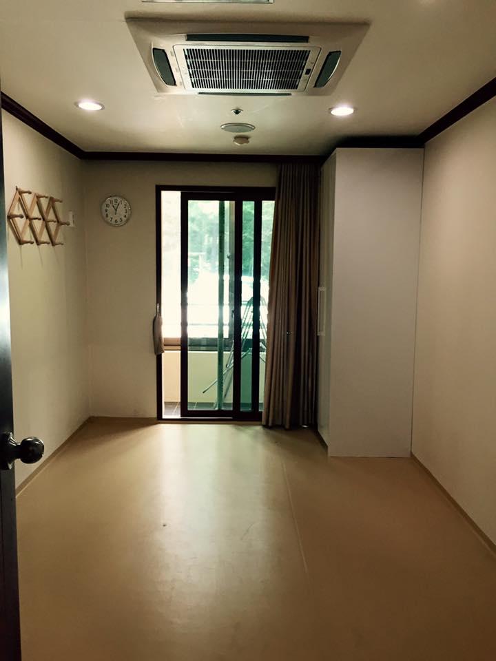 숙소 (4인실)