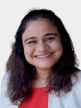 Prachi Kapadia / Senior Graphic Designer