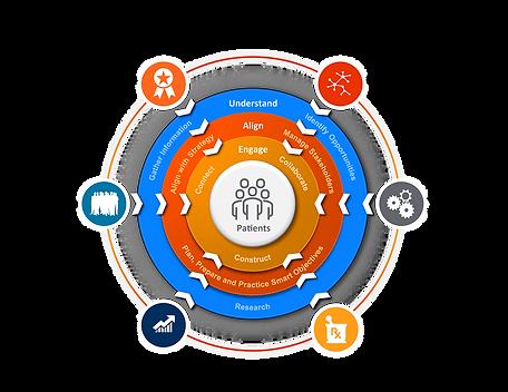 Medical Engagement Framework slide build