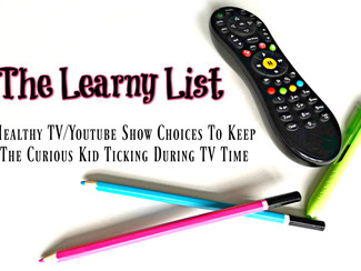 TV Time - The Learny List