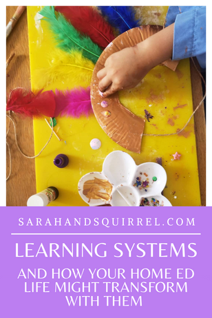 Learning Systems and how your home ed life may transform with them