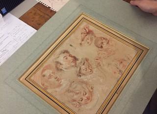 L'art du dessin au musée des Beaux-Arts de Rouen