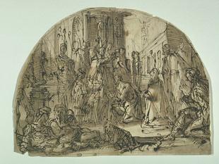 Deux dessins d'Alvise Benfatto redécouverts