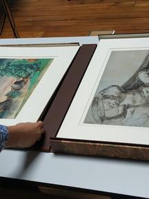 Les dessins du département des Estampes et de la Photographie de la BNF