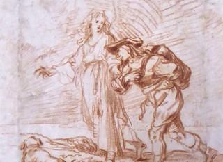 Breenbergh, dessinateur de figures humaines