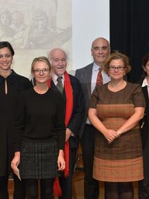 Anne Henriette Auffret, 1ère lauréate de la Bourse Bella Maniera pour la promotion du dessin ancien