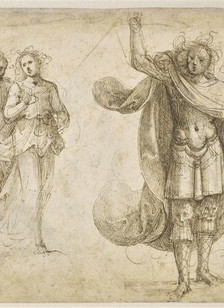 A la découverte du nouveau cabinet d'art graphique de Chantilly