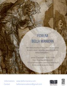 Forum Bella Maniera 2019