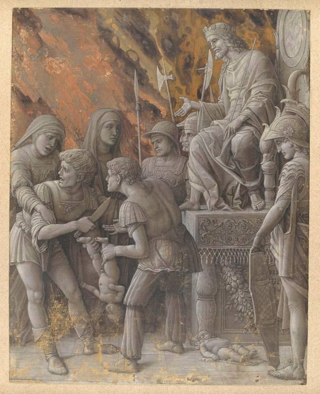 Atelier d'Andrea Mantegna