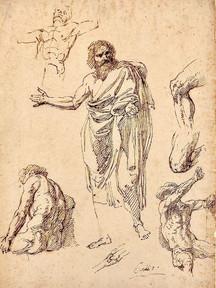 Méli-mélo chez Francesco Curia