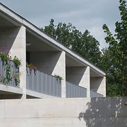 Véronique Joffre Architecture - Logements maison médicale Caussade