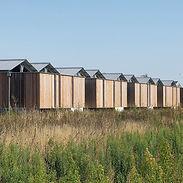 Véronique Joffre Architecture - Centre de loisirs - quartier andromède - Blagnac