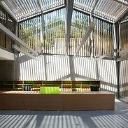 Véronique Joffre Architecture - Centre d'interprétation Pierre Paul Riquet Saint Ferréol
