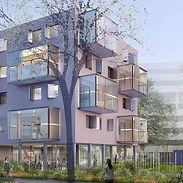 Véronique Joffre Architecture - Zac Jean-Gilles Toulouse Ilot I4