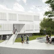 Véronique Joffre Architecture - Maison santé pluri-professionnelle Escalquens