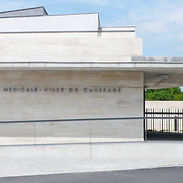 Véronique Joffre Architecture - Maison médicale Caussade