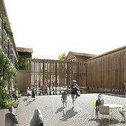 Véronique Joffre Architecture - Réhabilitation du musée Henri Martin - Cahors