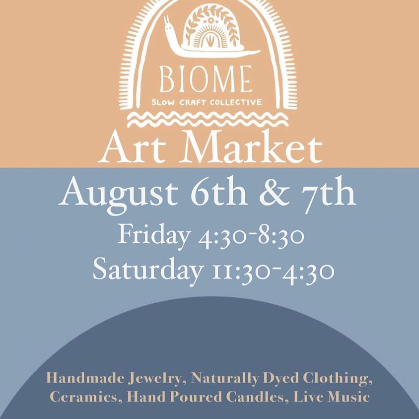 August Art Market