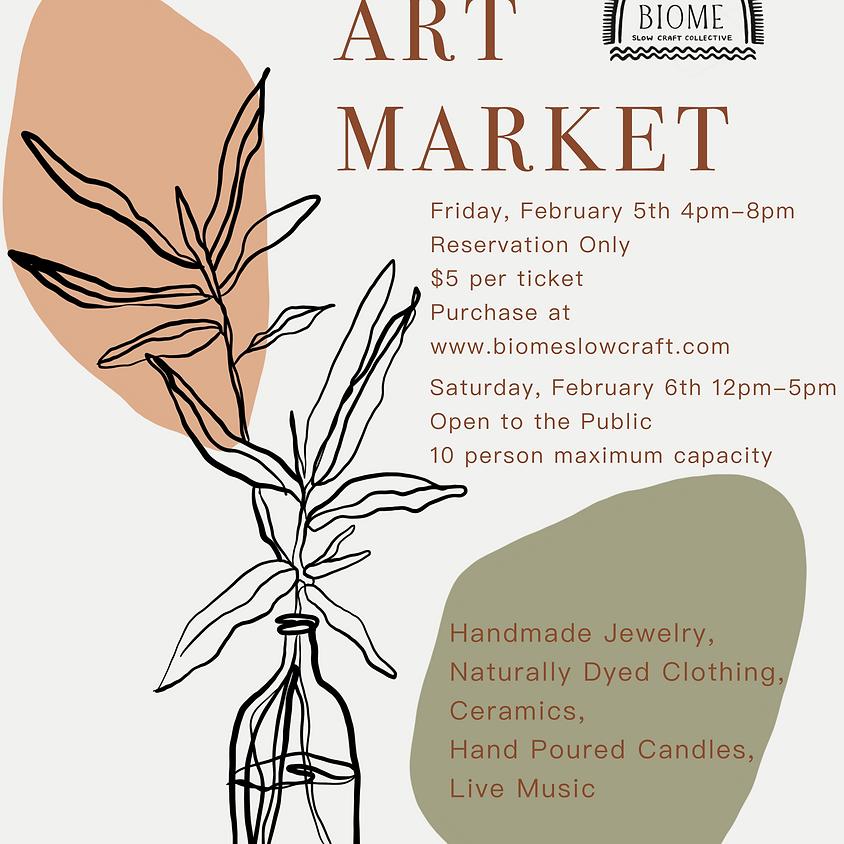 February Art Market