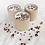Thumbnail: Rose Bergamont Candle : Ceramica Co