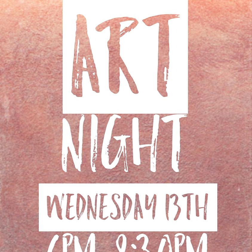 Open Art Night