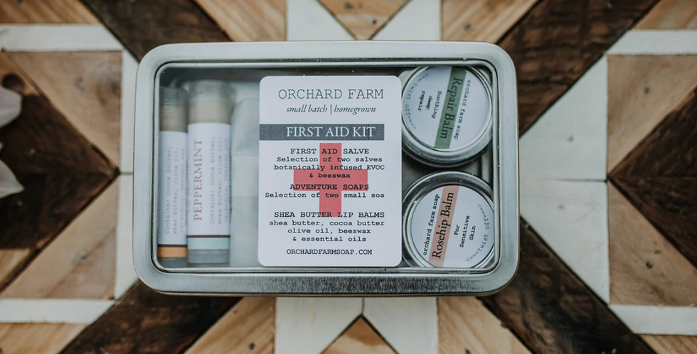First Aid Kit : Orchard Farm