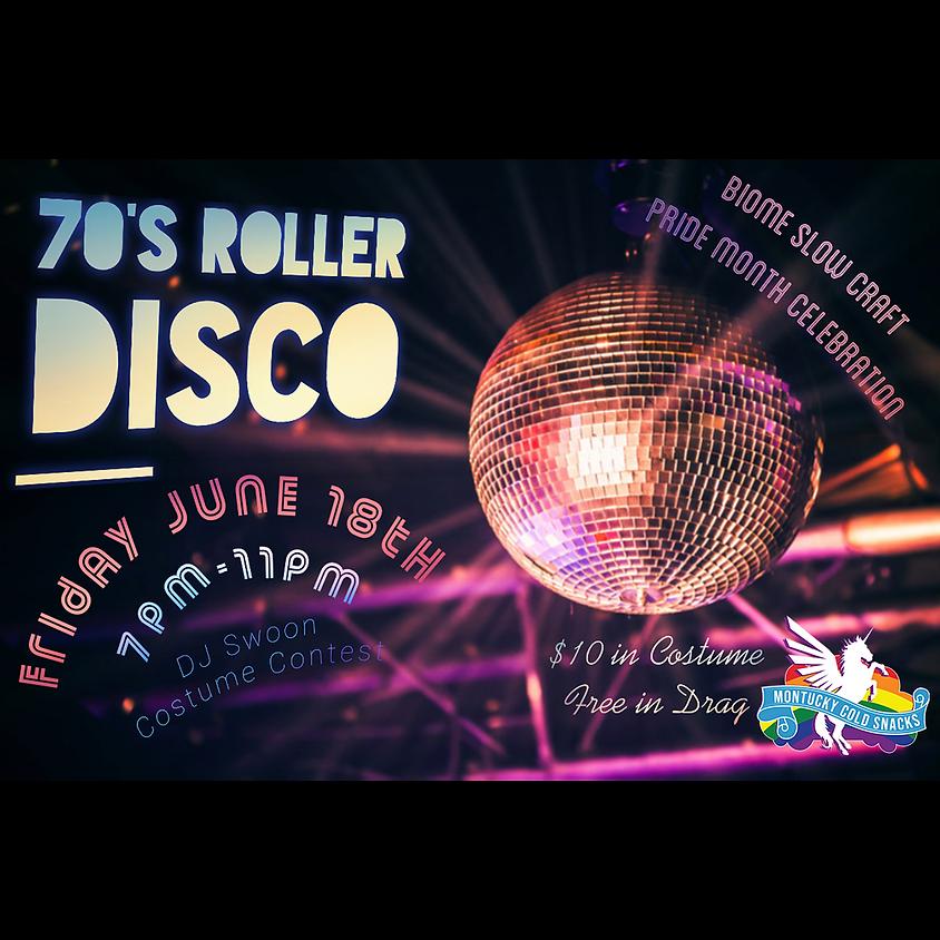 Pride Month Celebration : Roller Disco