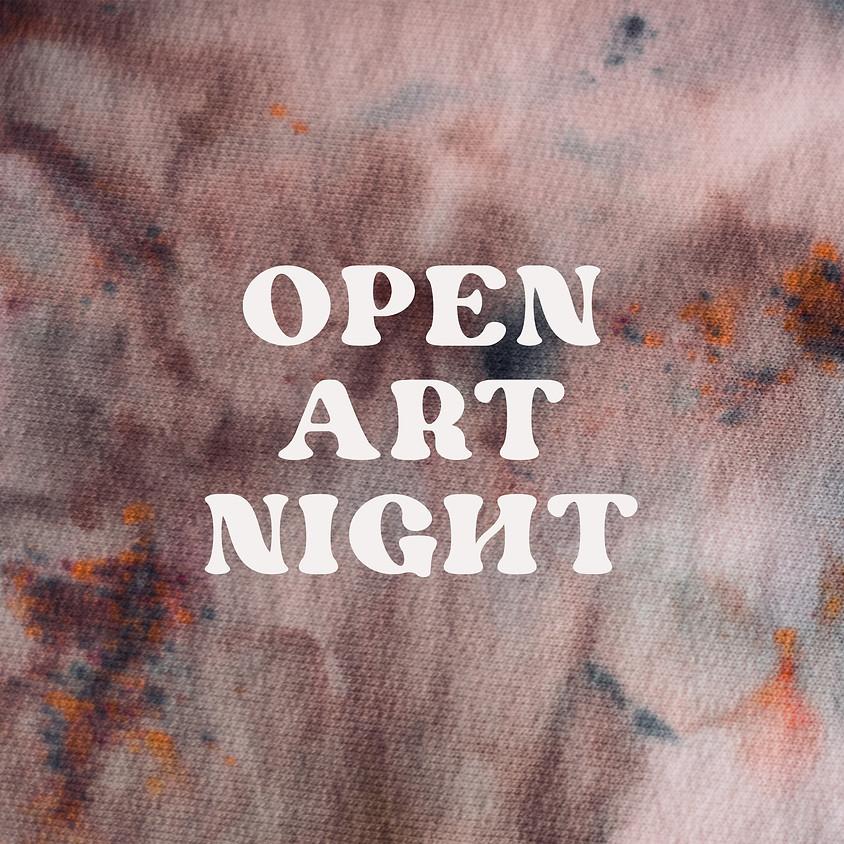 Open Art Night!