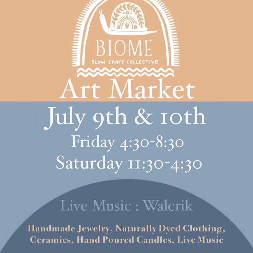 July Art Market