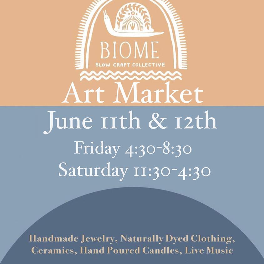 June Art Market