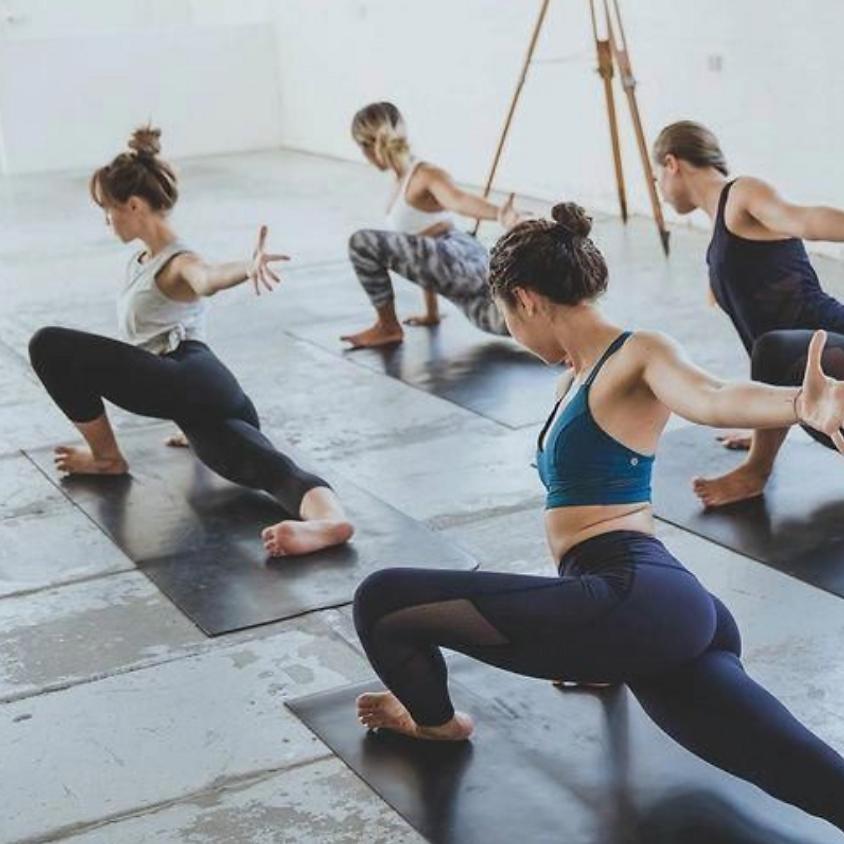 Donation Based Vinyasa Yoga with Laura Sebulsky