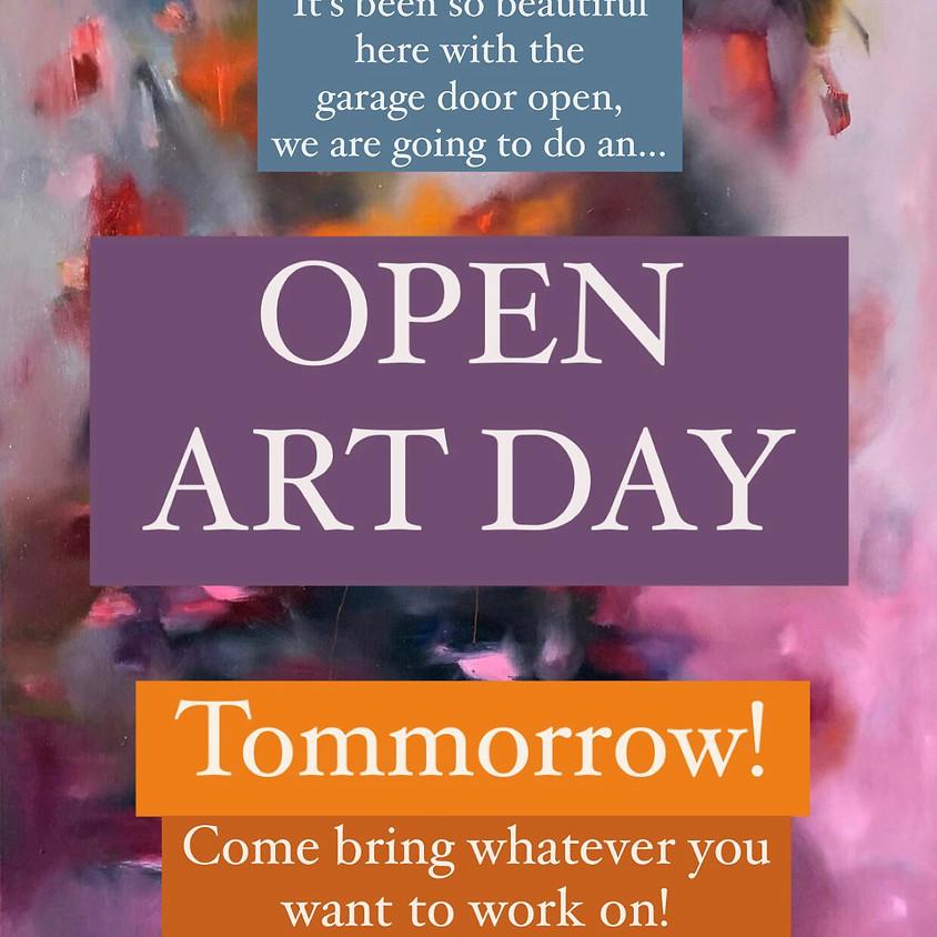 Free : OPEN ART DAY