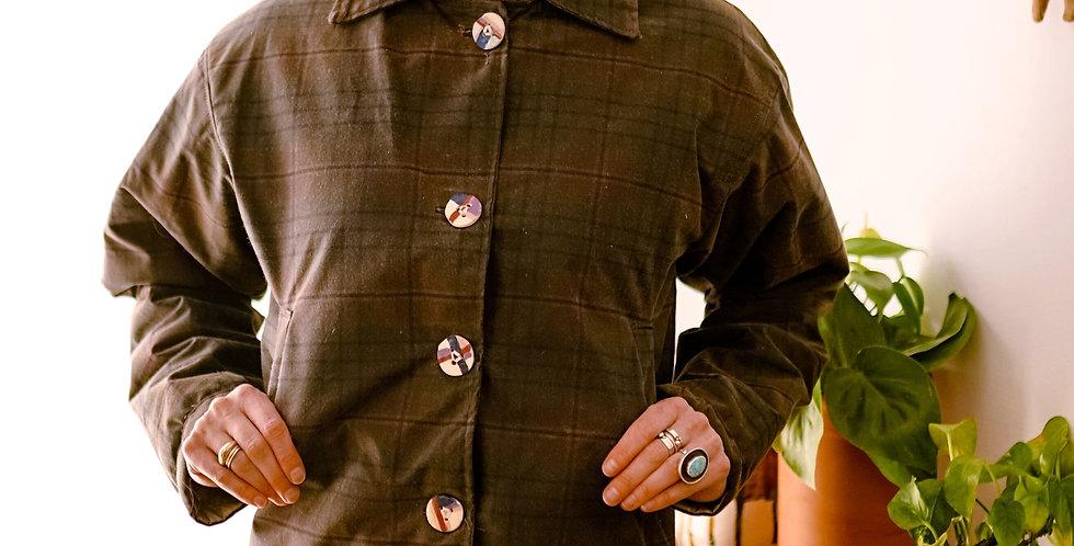 Absorka : Waxed Jacket