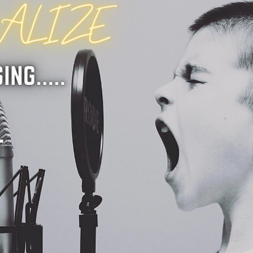 Vocalize w/ Daniel Kern