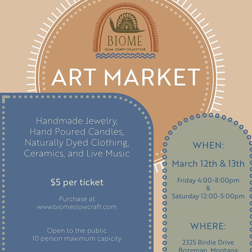 March Art Market