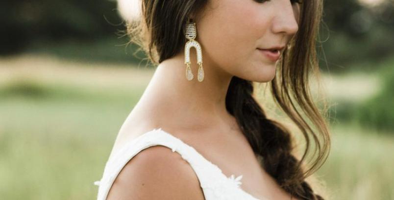 Phea Earring : Mountain Maiden Jewelry