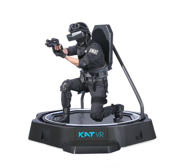 KAT WALK VR 動感平台