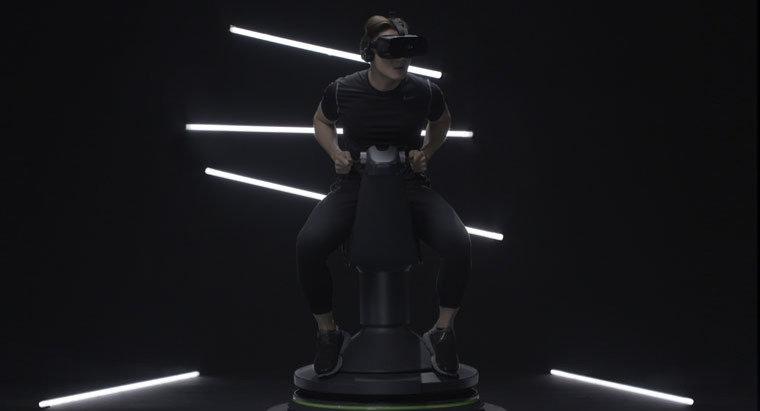 VR動感平台
