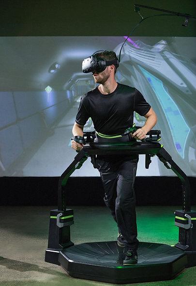 Virtuix Omni VR 動感平台