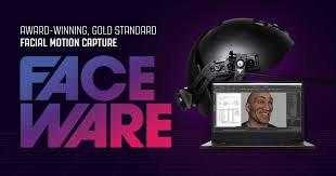FACEWARE 臉部動作捕捉系統