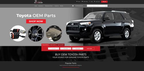 Auto Parts Sales