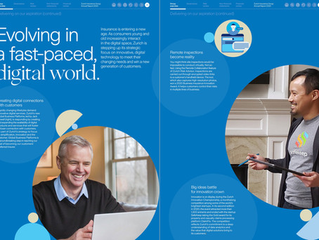 Safekeep featured in Zurich Group's 2020 Annual Report