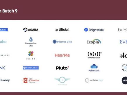 Plug and Play Tech Announces Silicon Valley cohort, Insurtech Batch 9