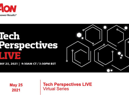 """Aon and Safekeep explore """"intelligent automation"""" for claims at Tech Perspectives LIVE"""