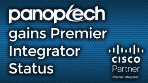Panoptech gains CISCO Premier Integrator Status