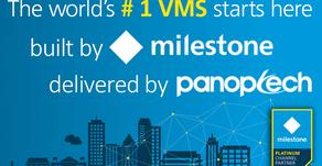 Panoptech is now Milestone Platinum!