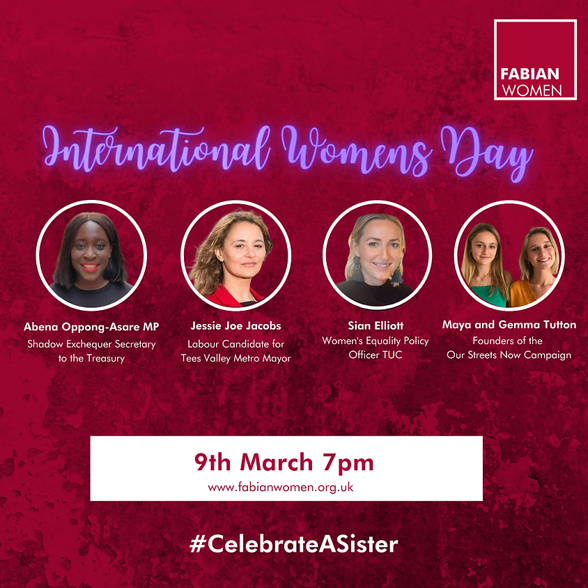 Celebrating the women leading the fight against inequality