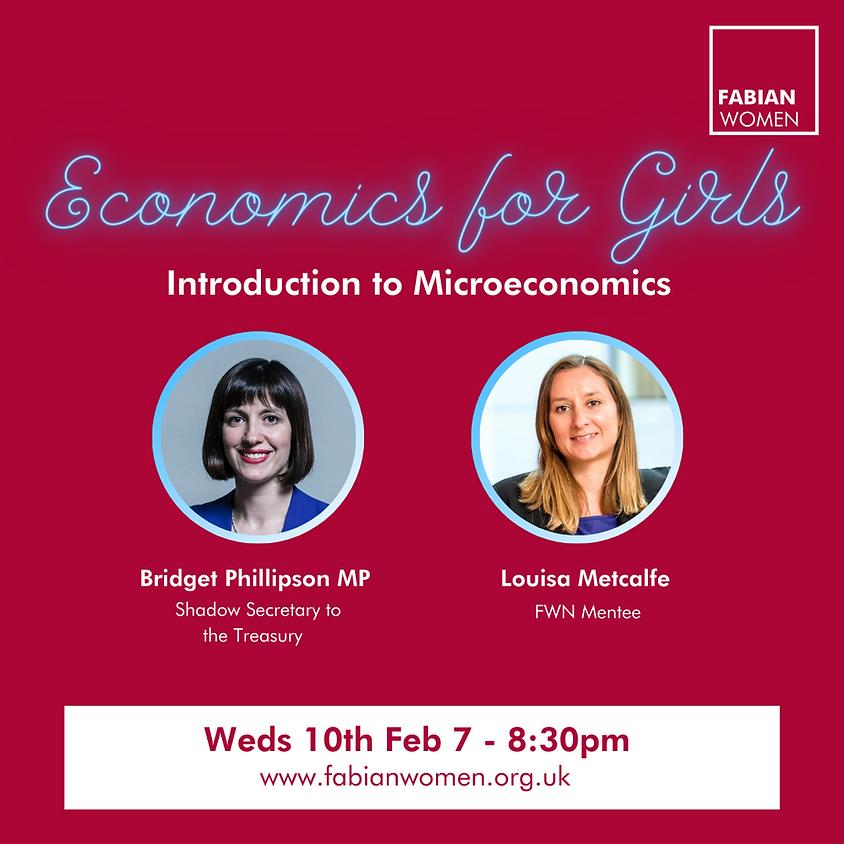 Introduction to Microeconomics with Bridget Phillipson MP