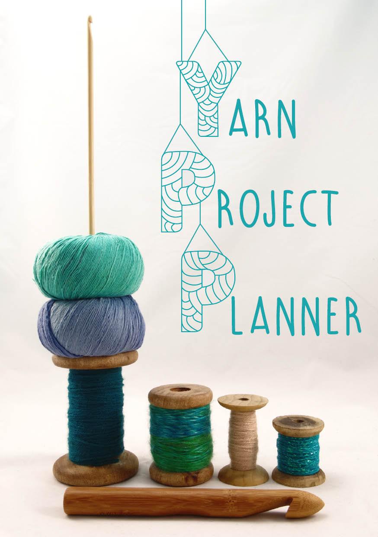Yarn Project Planner DRUKKER