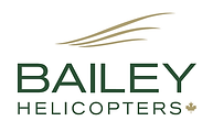 Bailey Helicopters - Green Logo PNG - US